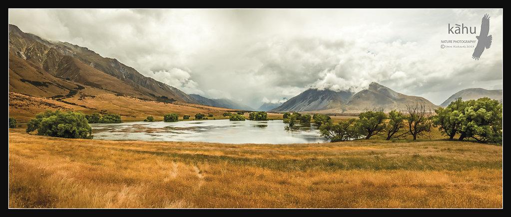 Summer Ahuriri Valley  -  P2