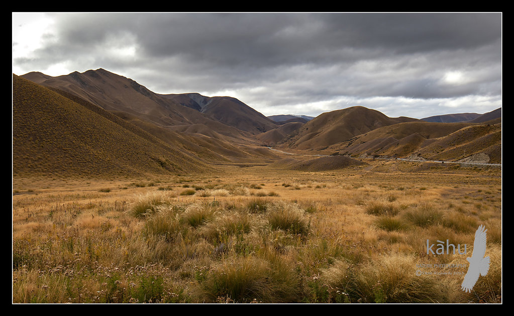 Lindis Pass -  L40