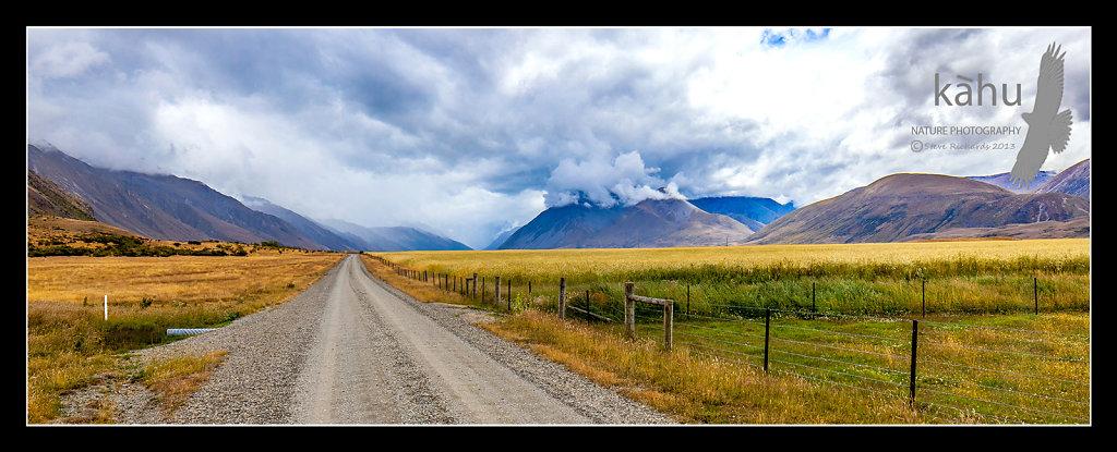 Road into the Ahuriri -  L38
